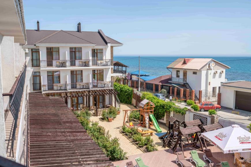 Отель «Атлантик» Все включено в Феодосии
