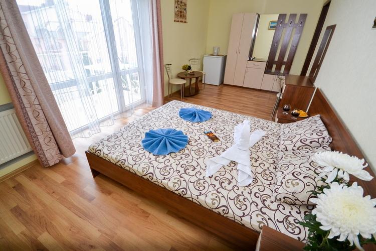 2-комнатный с балконом