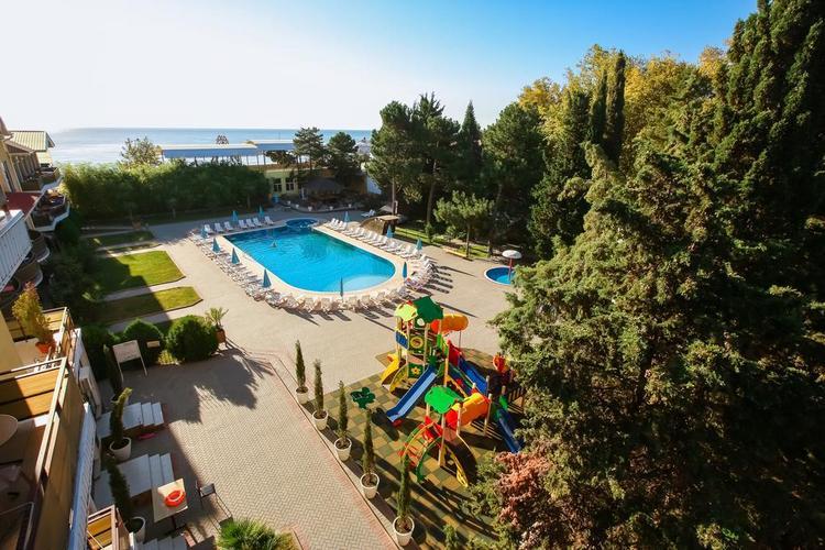 """Отель Демерджи """"все включено"""" в Крыму: развлечения для детей"""
