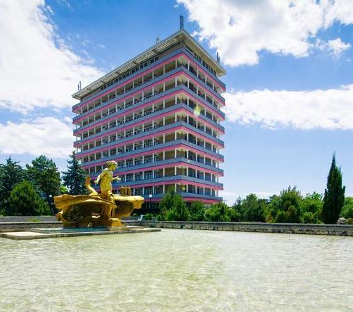 Санаторий «Таврия», г. Евпатория, Крым