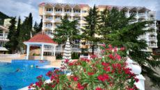 Отель Блюмарин по системе «все включено», Алушта, Крым