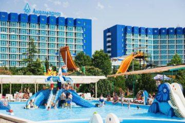 "Отель «Aquamarine Resort & SPA» по системе ""все включено"" в Севастополе"