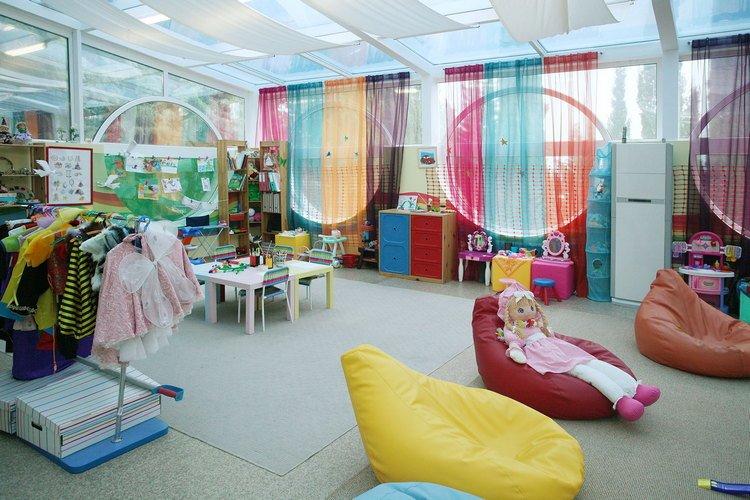 """Спа-отель """"Море"""" в Алуште: детская игровая комната"""