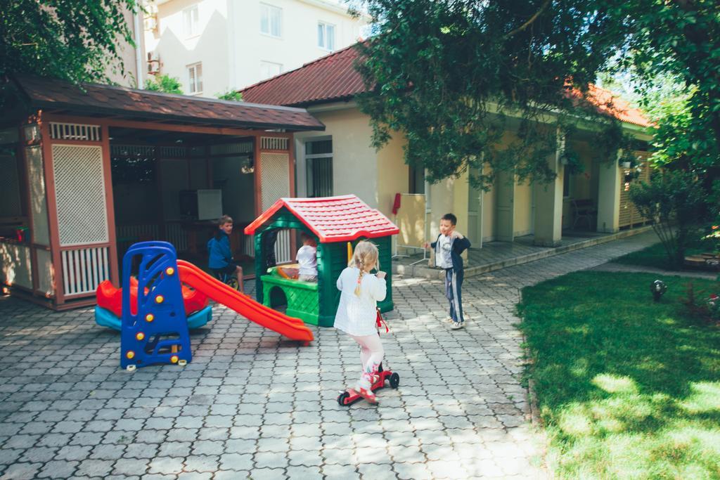 """Отель """"Дольче Вита"""" Все включено в Евпатории"""