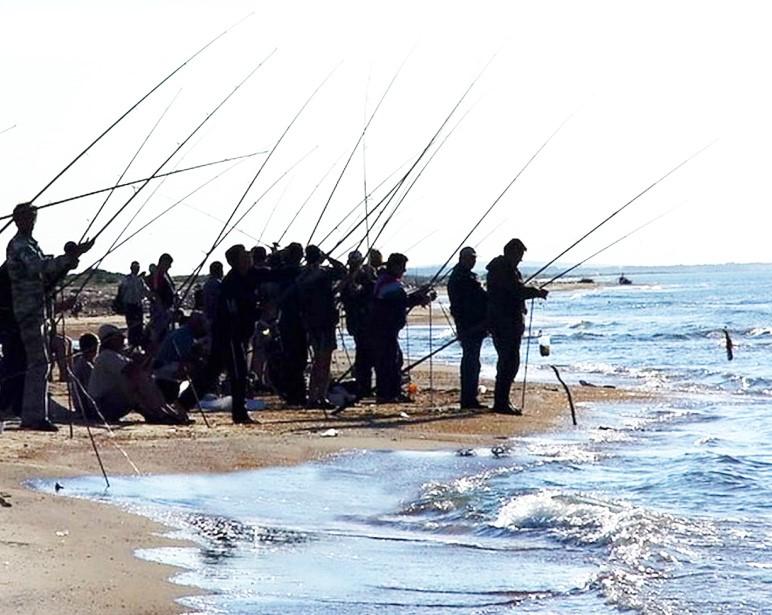 Рыбалка в Алуште, Крым